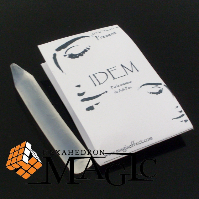 Idem by Magix Effect ash pen pro ,props comedy,mental magic/ close-up stage street floating magic tricks products toys image