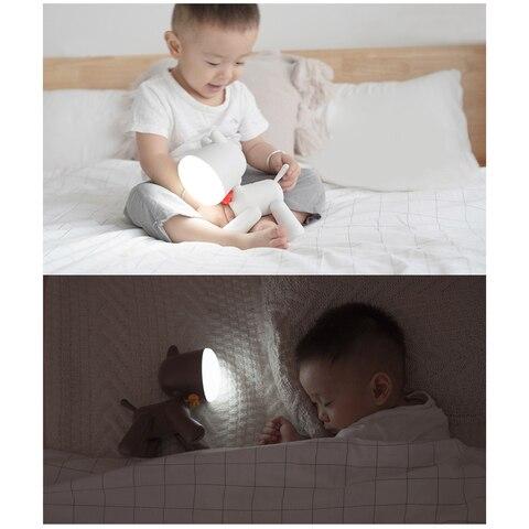 lampada recarregavel usb para as criancas criancas