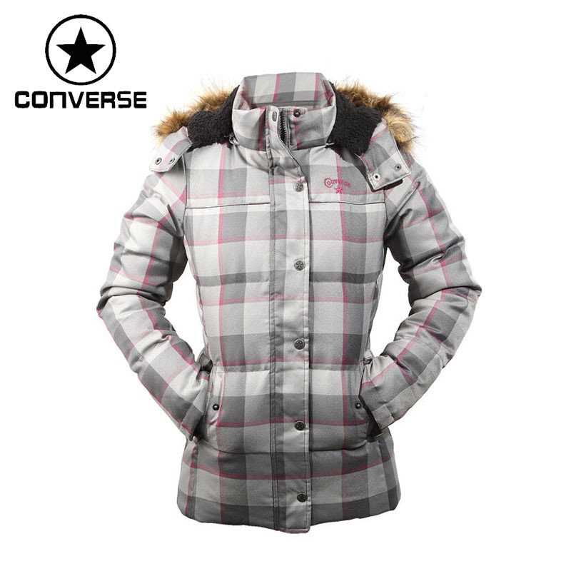 Original Converse Women's Down coat Hiking Down Hooded Sportswear original converse women s down coat hiking down sportswear