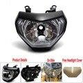 MT-09 FZ-09 MT09 Front Head Light Headlight Housing For Yamaha MT-09 FZ-09 2014-2016 Motorcycle Lighting Headlamp Replacements