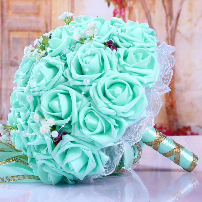 BQ05 (3)  Synthetic Lady Marriage ceremony Bouquets for Bridals Rose Flowers De Mariage Bridal Bouquet Marriage ceremony Holder Bouquet Peonies Equipment HTB1X  JkByWBuNkSmFPq6xguVXa5
