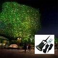 Открытый Газон Свет Полное Небо Звезда Лазерный Проектор Лампы Душ Открытый Красный и Зеленый Свет Этапа На Рождество Партии пейзаж