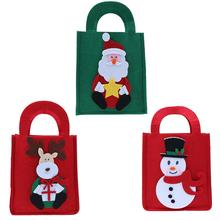 felt christmas gift bags aliexpress china negle Images