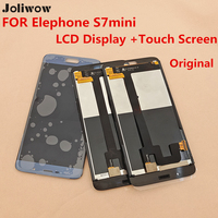 FOR Elephone S7mini S7 MINI LCD Display Touch Screen Original Digitizer Assembly Replacement Accessories For Phone