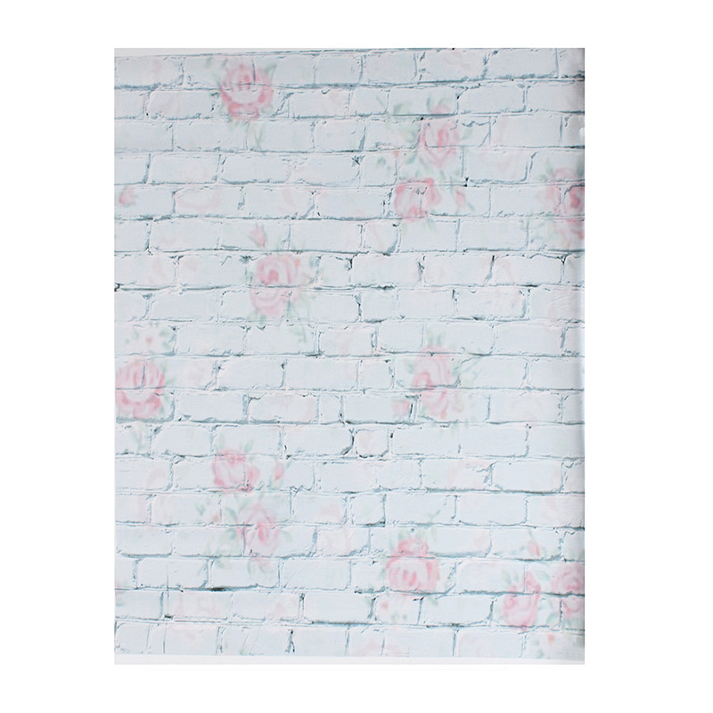 Nanometer 150X90cm Photography Backdrops  Newborn Baby Flower Wall Photo Background Cloth Wedding Photo Studio Props