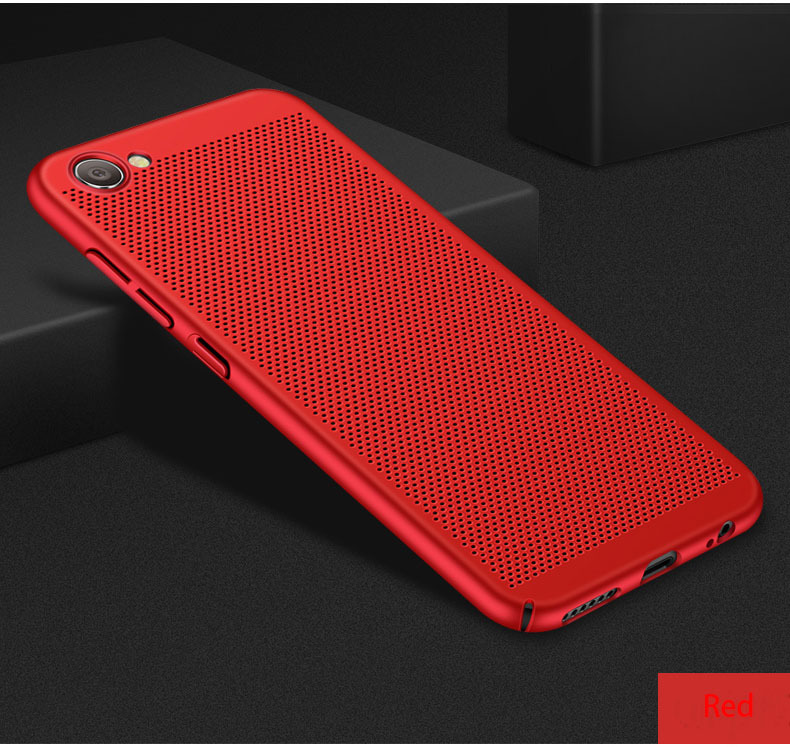 Review 1 Pc Lot Heat Dissipation Phone Case For Oppo A83 Cases Full