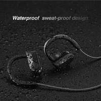 CBAOOO Sport Bluetooth Headphone Wireless Bluetooth Earphone Waterproof Noise Reduction Stereo Headset With Microphone
