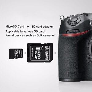 Image 4 - كينغستون مايكرو SD بطاقة ذاكرة صغيرة 16GB 32GB 64GB 128GB MicroSDHC UHS I SD/TF قراءة بطاقة محول بطاقة فلاش للهواتف الذكية