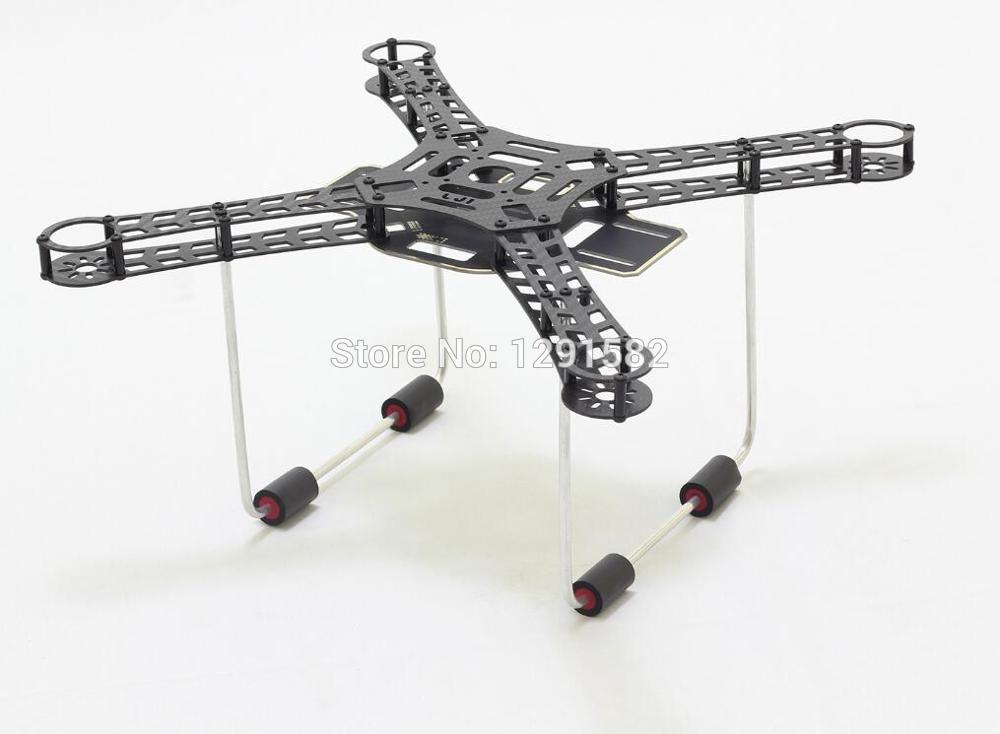 Online Shop LJI 380 X4 380mm Wheelbase Carbon Fiber Mini Quadcopter ...