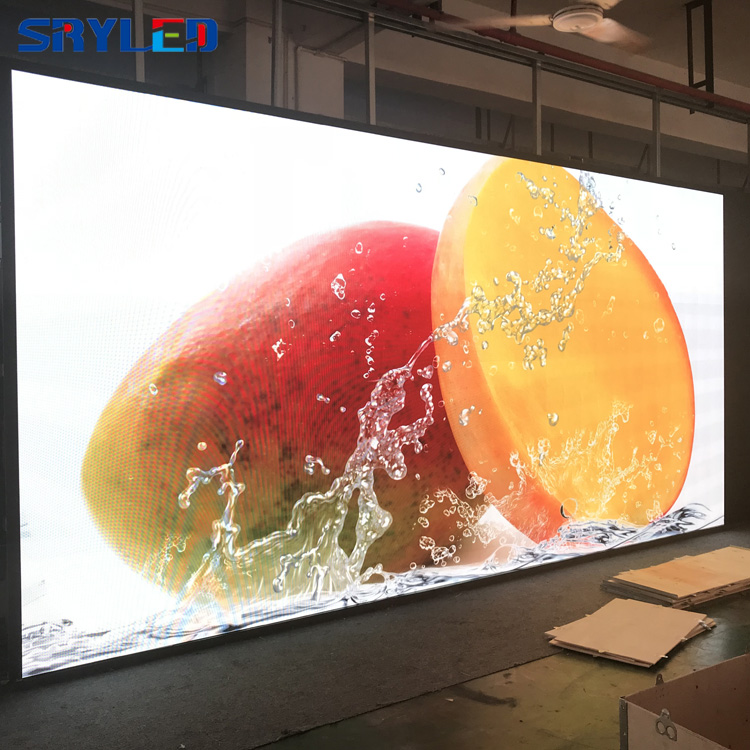 HD Led Displays P2 5 Led Video Wall Stage Led Panel For Concert 2 5mm Small  Pixel Indoor SMD RGB Led