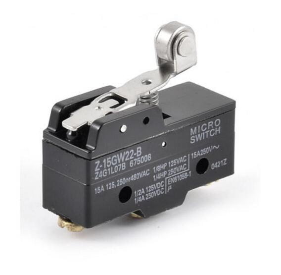 XZ-15GW22-B Short Roller Hinge Normally Open/Close Micro Lever Limit Switch вешала hotata gw 670a b