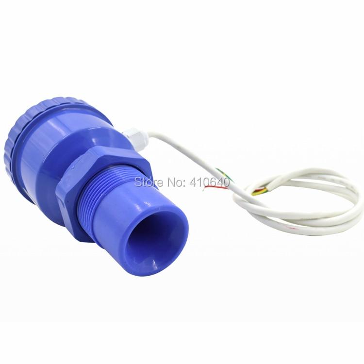 4 - 20 mA integrált kis vak zónájú ultrahangos szintmérő LED-es - Mérőműszerek - Fénykép 4