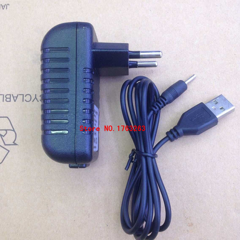 Honghuismart  Charger For BAOFeng BF-U3,BF-U8,BF-UV3R Walkie Talkie USB Cable With The Adapter