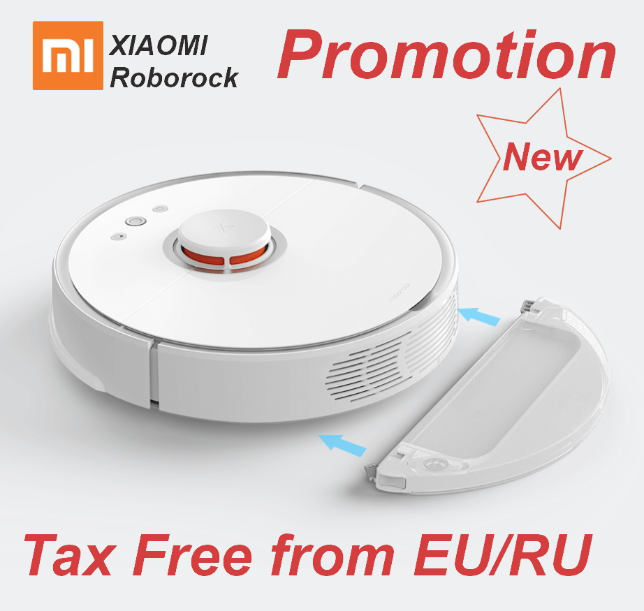 US $364 98 21% OFF|International version xiaomi roborock s50 robot vacuum  cleaner 2 with Mopping and Sweeping WIFI APP Control Cleaning Robot-in