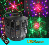 New deisgn Led dual swords light led laser lights DMX with remote control dj disco party stage lighting