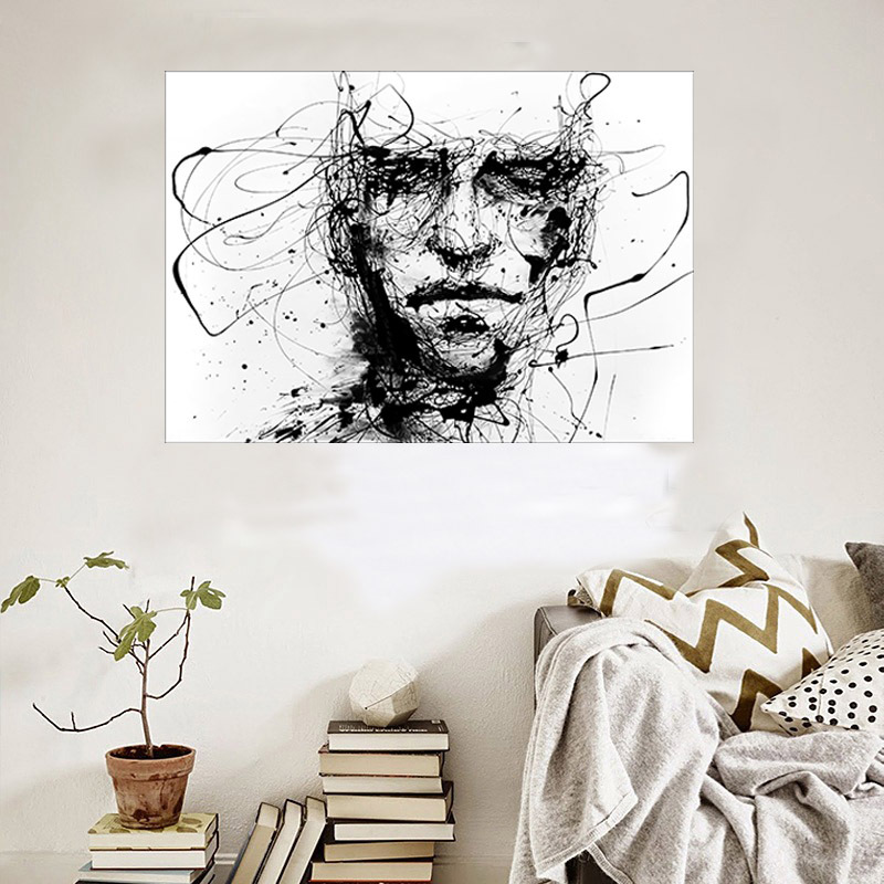 Modern-Canvas-Painting-Black-White-Line-Figure-Abstract-Art-Prints-Poster-home-decoration-accessories-Wall-Decor (1)