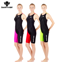 Swimsuit Female Competitive Sexy One Piece Plus Size Swimwear Women Arena Legs Swimsuits Racing Competition Chlorine