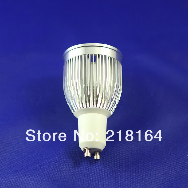 Lower Price with Free Shipping 10w Dimmable Cob Gu10 Led Spotlight Bulbs 60 Degree Ce & Rohs 2 Years Warranty 100pcs/lot Lights & Lighting