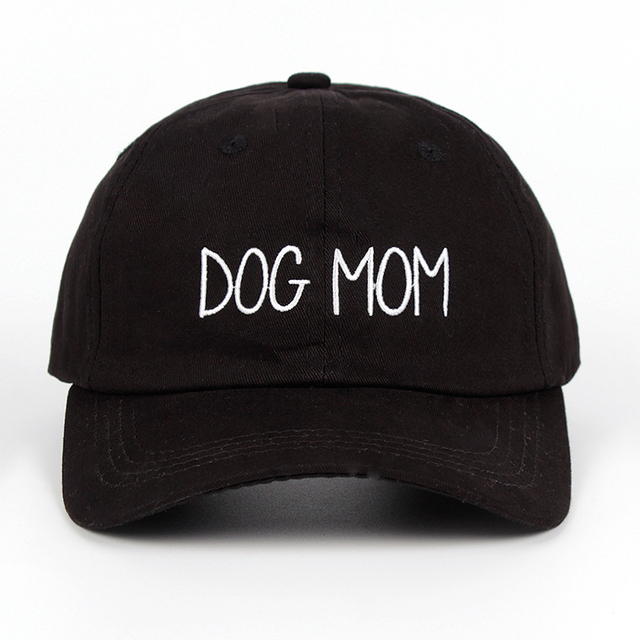 9ef6071ad3b Dog Mom Nurse Embroidered Dad Hat Customized Handmade Mothers Day Pregnant  Baseball Cap Bunny daughter Fashion