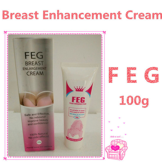 Creme do realce do peito FEG potenciador de mama 100g fórmula de ervas mulheres creme do peito grande