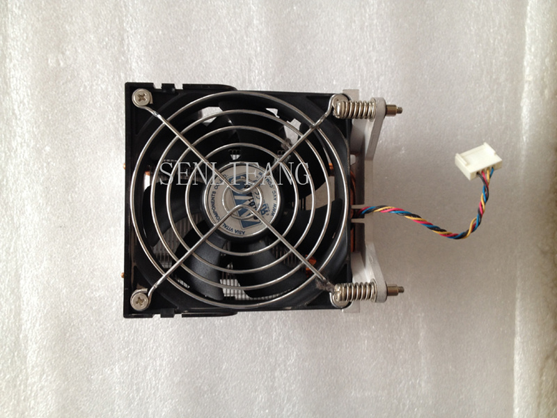 Server CPU Radiator 509969-001 ProLiant ML110 G6 Processor Heatsink 576927-001 Heatsink Fan ML310 G6 509969-001 576927-001 Cool