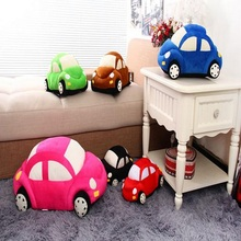 Subcluster Hot Kids Plush Toy Soft Car Vehicle Doll Accessories Gift Baby Sleep