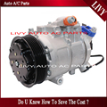 6SEU12C AC Compressor for Car Volkswagen Polo Golf Lupo Bora Fox 8Z0260805A 6Q0820808F 6Q0820803Q 6Q0820803HX 6Q0820808G