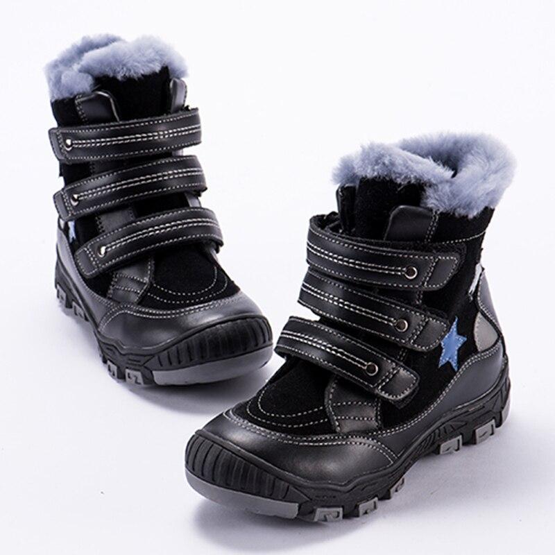 c6b7ed86b4 Princepard 2018 multicolor winter orthopedic boots for kids 100 ...