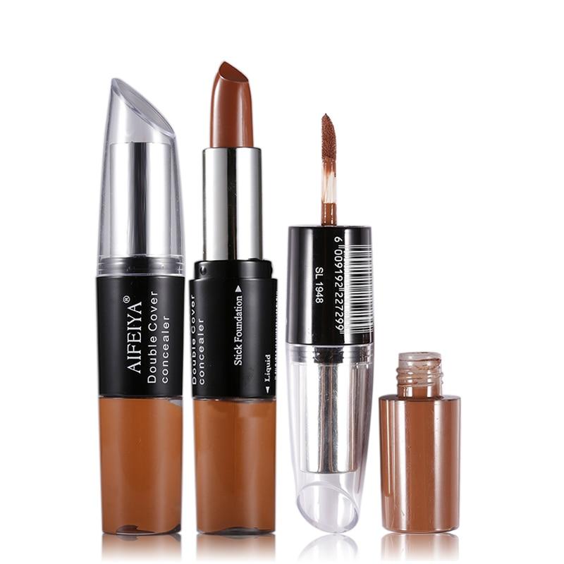 Aliexpress.com : Buy HUAMIANLI Contour Makeup 3D Highlighter Foundation Stick Pen Naked Shimmer
