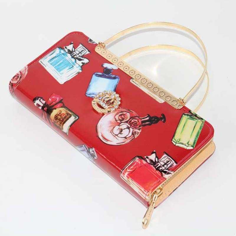 Женский кошелек, кожаная сумочка, модный известный бренд, дизайнерские кошельки, женские сумочки, бесплатная доставка