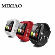 Smartwatch Bluetooth Smart Uhr sport uhren U8 für Android Samsung phone Wearable Elektronische Gerät