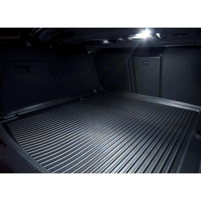 A4 S4 B8 üçün XIEYOU 14 ədəd LED Canbus Daxili işıqlar dəsti - Avtomobil işıqları - Fotoqrafiya 5
