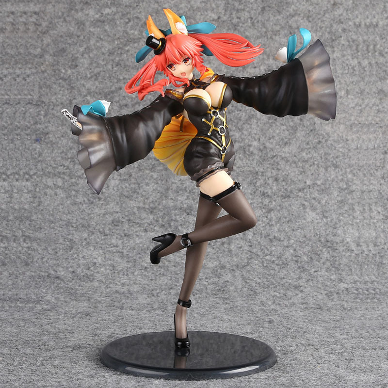 NEW hot 25cm Fate/EXTRA Fate/EXTRA CCC Servant Tamamo no Mae collectors action figure toys Christmas gift doll fate extra ccc caster tamamo no mae 1 7 scale painted figure collectible model toy