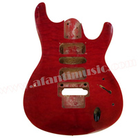 Afanti Music DIY guitar DIY Electric guitar body (ADK 102)