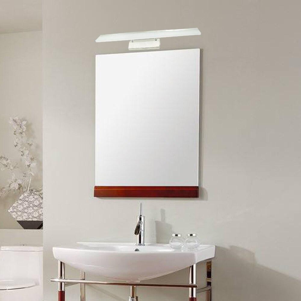 Applique Specchio Bagno Moderno glw luce specchio del bagno make up design moderno applique