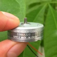 Абсолютно RF-400CA-12265 CD/DVD Мотор 5,9 V для автомобильного радио аудио механизм USB вентилятор двигатель постоянного тока