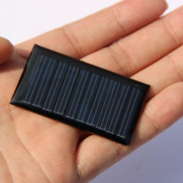 Buheshui 5v 30ma Mini Solar Panels Small 3 6v Battery Charge Led Light Cell 53 30mm 10pcs Free Shipping