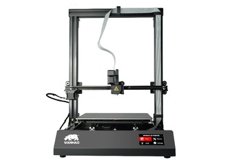 2018 New 300*300*400mm Big Size WANHAO factory desktop FDM / FFF large format D9 300 3D printer  With Auto Leveling for sale