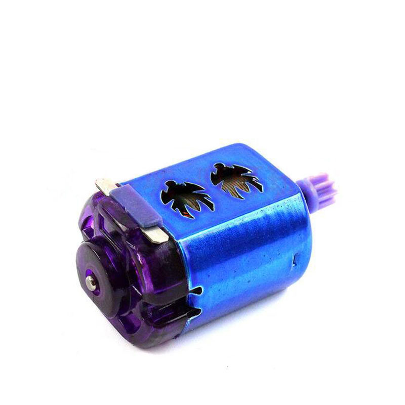 2PCS DC 3V 88000RPM Ultra-high Speed 20MM Mini 130 Motor DIY 4WD Slot Racing Car
