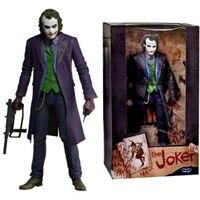 NECA The Dark Knight The Joker Heath Ledger Action Figure