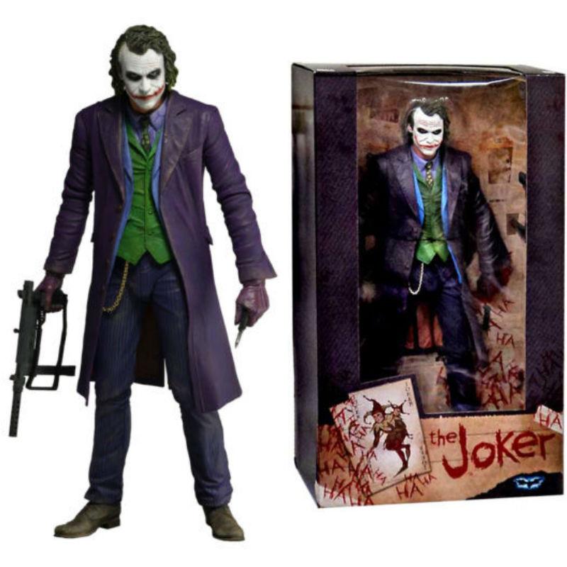"DC Comics Batman The Dark Knight Action Figures Toys Model Collection Dolls 7/"""