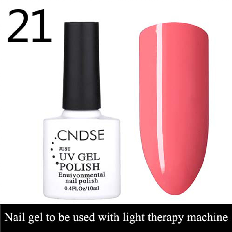 Coscelia Kit 20pc Vernis Semi Permanent à Ongle 36w Uvled Lampe Machine Nail Vernis Strass Decors Limes Outils Manacure