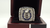 2006 Indianapolis Colts super bowl anillo réplica de tamaño 11 EE.UU.... increíble gorgeous