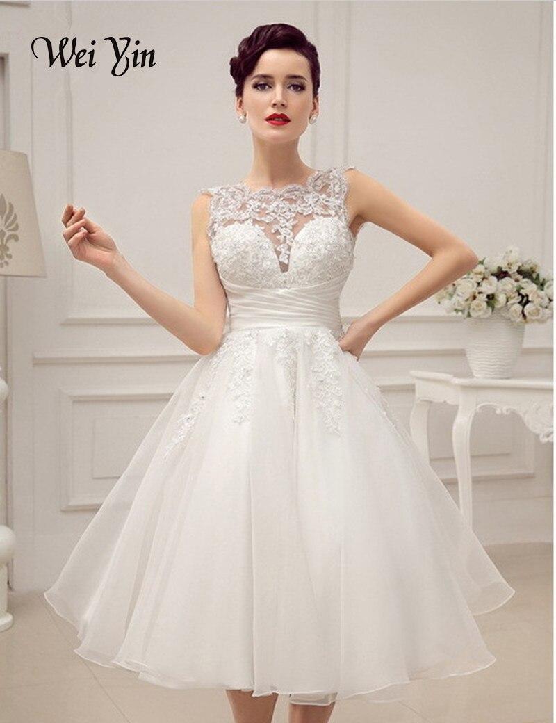 Online Get Cheap White Dress for Wedding Reception -Aliexpress.com ...