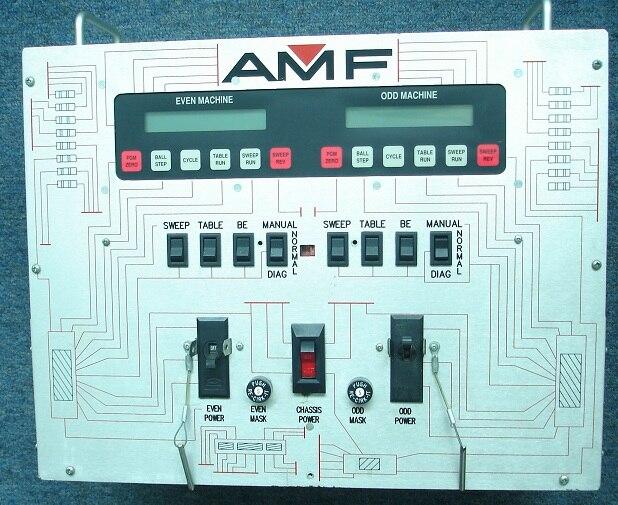 AMF 82-90XL unité de châssis 090-003-700
