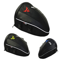 Motorcycle Team Equipment Waterproof Back Seat Bags Motorcycle Travel Luggage Bag Top case Moto Tail bag Hump package Rain Cover