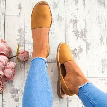 Classics Women Sandals Soft Bottom Flat Sandals 2019 Summer Shoes Woman Peep Toe Beach Sandalias Mujer Flip Flops Plus Size