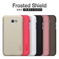 For Samsung Galaxy A3 2017 Nillkin Frosted Shield Pc Hard Case For Samsung Galaxy A3 2017