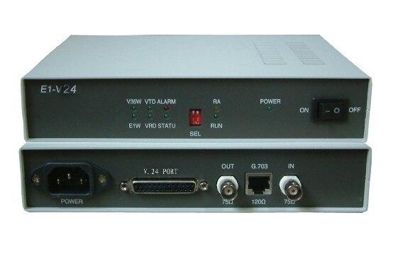 HighTek HT-016 E1 to V.24 protocol converter, V.24 over E1 converter new i to n3 cb 016