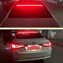 Для nissan qashqai аксессуары j11 x-trail t32 tiida micra juke Измельчитель мигающий светодиодный автомобиль высокой газа стоп обратный лампы
